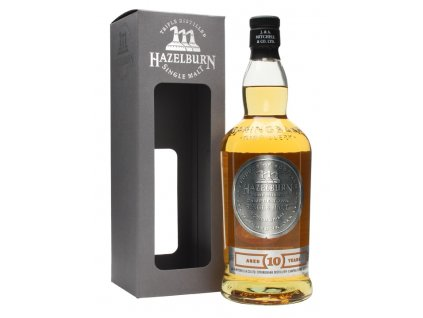 whisky hazelburn 10 years old