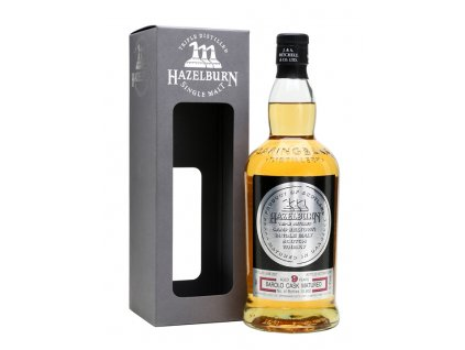 whisky hazelburn 9 years old gaja barolo