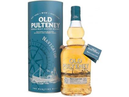 whisky old pulteney navigator