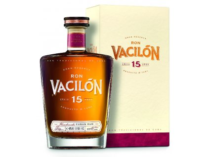 rum ron Vacilon 15 years old espirits.cz