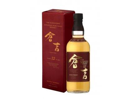 whisky kurayoshi 12yo newGB