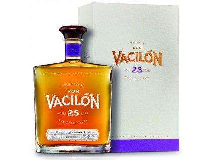 Ron Vacilón 25 Years Old Gran Paraiso 40% 0,7 l