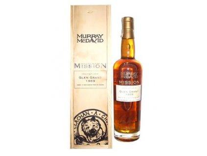 skotska single malt whisky glen grant 1969 33 yo