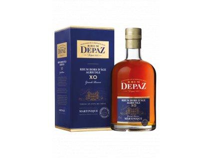 rum depaz xo grande reserva espirits