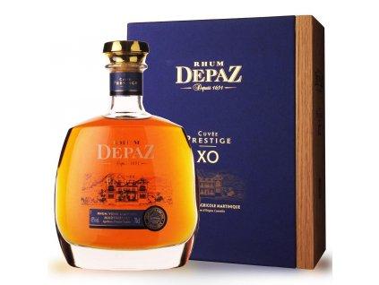 rum depaz cuvee prestige xo