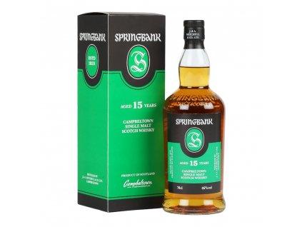 whiksy springbank 15yo espirits.cz