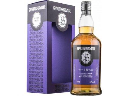 whiksy springbank 18yo espirits.cz