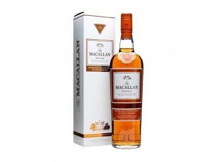 macallan sienna whisky espirits cz