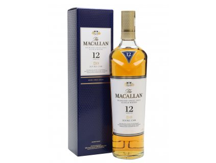 whisky macallan 12yo doubla cask espirits cz