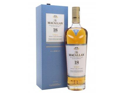 whisky macallan 18yo triple cask espirits cz
