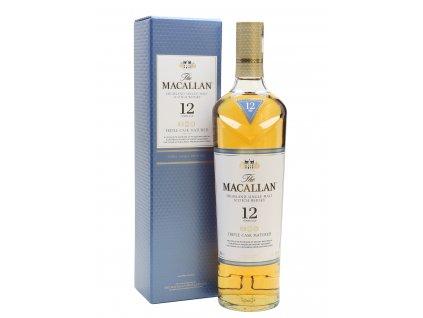 whisky macallan 12yo triple cask espirits cz