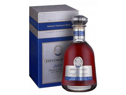 rum diplomatico single vintage 2005 esprits cz