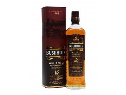 whiskey bushmills 16yo espirits cz