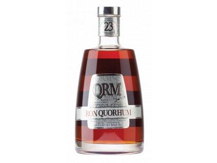 rum Quorhum 23yo bottle