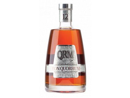 rum Quorhum 12yo bottle