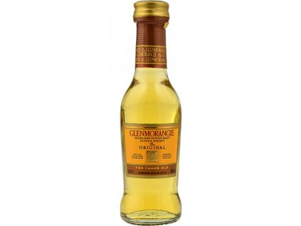 whisky glenmorangie 10yo the original miniature 5cl