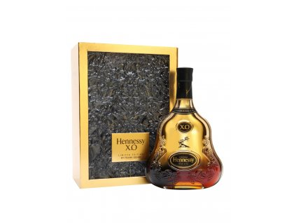 cognac hennessy xo by frank gehry