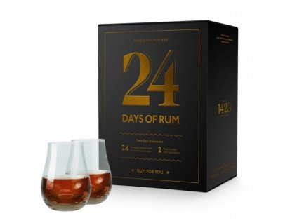 rumovy kalendar 24 days rum