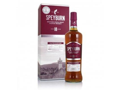 whisky speyburn 18yo