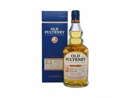 whisky old pulteney single cask 2006