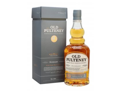 whisky old pulteney huddart new gb
