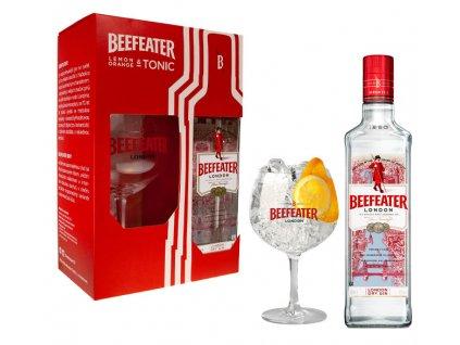 gin beefeater original glass
