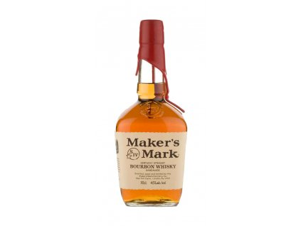 bourbon and Tennessee whiskey maker's mark bottle
