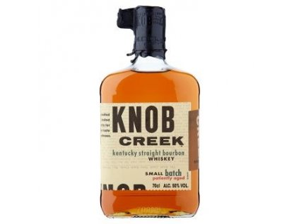 bourbon and Tennessee whiskey knob creek bourbon bottle