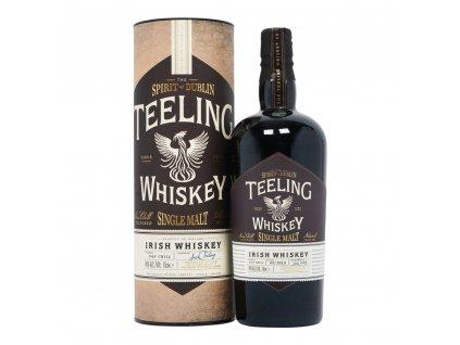 whiskey teeling single malt espirits