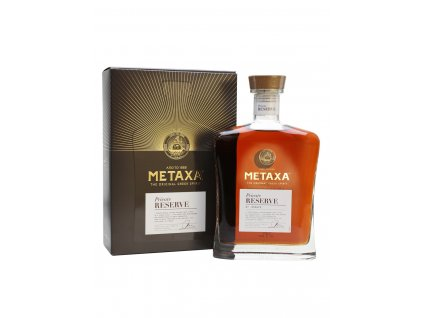 metaxa private reserve espirits