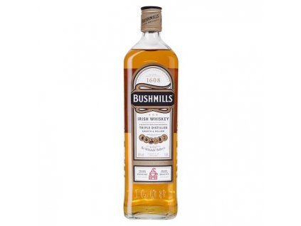 irska irish whiskey bushmills original 1 bottle