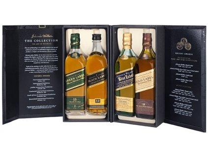 blended whisky Johnnie walker collection darkove baleni