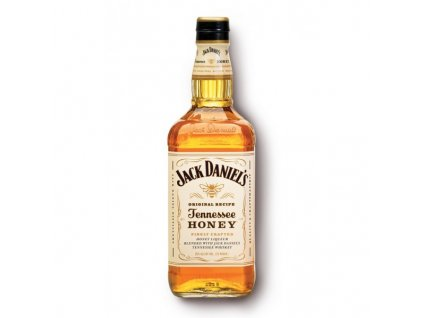 bourbon and Tennessee whiskey jack daniels honey bottle