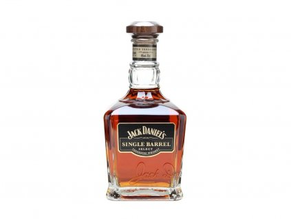 bourbon and Tennessee whiskey jack daniels  single barrel bottle