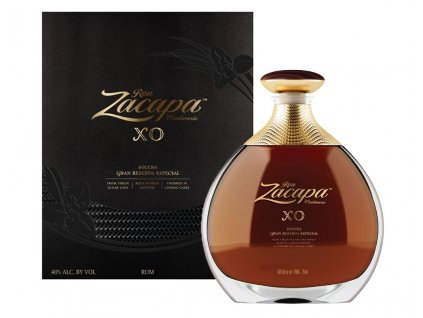 rum ron zacapa xo centenario 25 xo giftbox