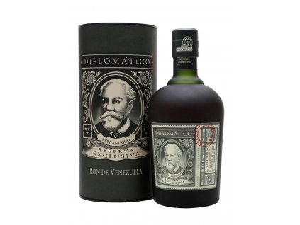 Diplomatico Reserva Exclusiva 12 Years Old 40% 0,7 l