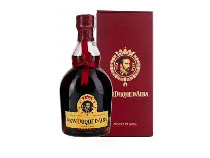 brandy gran duque de alba solera gran reserva giftbox