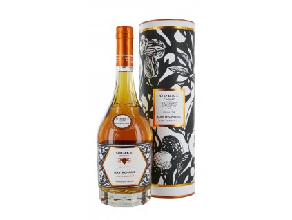 konak cognac godet gastronome fine champagne giftbox