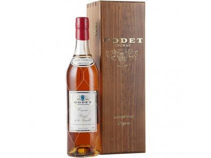 konak cognac godet reserve de la Famille Grand Champagne giftbox
