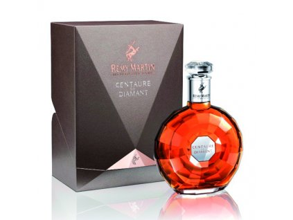 konak cognac Rémy Martin cemtaure de diamant giftbox