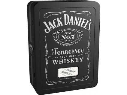 jack daniels glasses giftbox