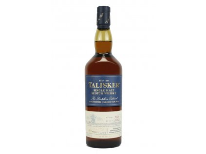 skotska single malt whisky talisker distillers edition