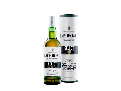 skotska single malt whisky laphroaig select giftbox