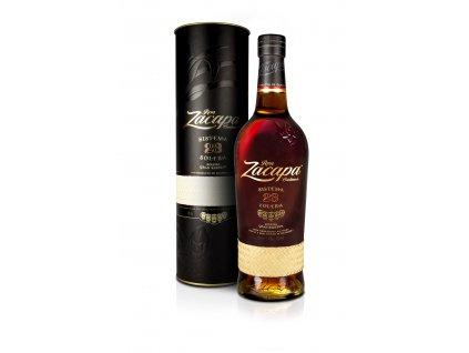 rum ron zacapa centenario solera gran reserva 23 yo giftbox