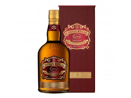 blended whisky chivas regal extra giftbox