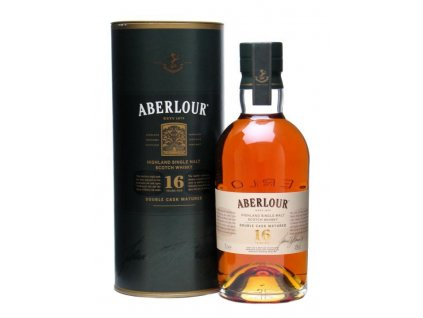 skotska single malt whisky aberlour 16 yo giftbox