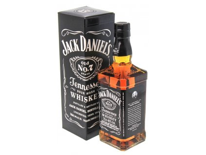 bourbon and Tennessee whiskey jack daniels old no 7 giftbox