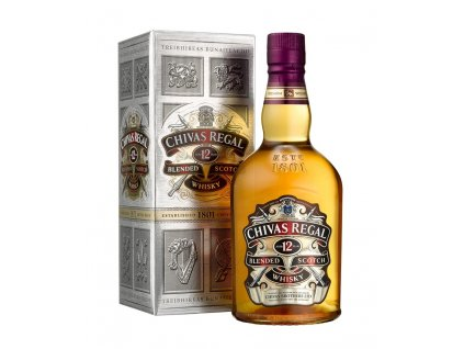 Chivas Regal 12 Years Old Karton 1l