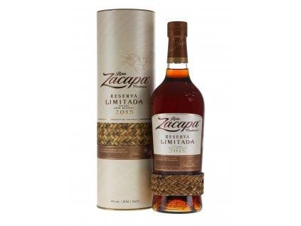 rum ron zacapa centenario reserva limitada 2015 giftbox