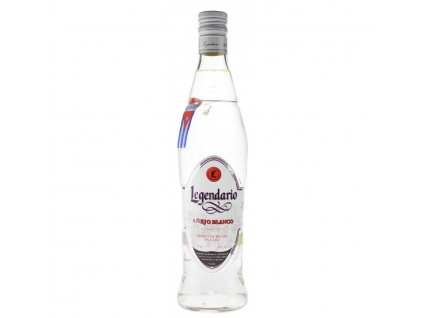 rum legendario anejo blanco bottle